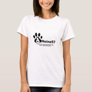 T-shirt d'AHeinz57 Pawprint