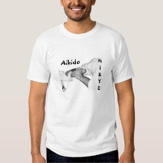 T-shirt d'Aikido de Nikyo