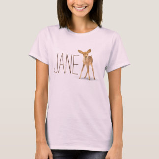 T-shirt Daine de Jane
