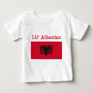 T-shirt d'Albanais de Lil