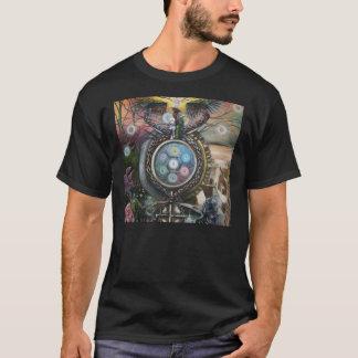 T-shirt d'alchimie des illustrations d'armadel