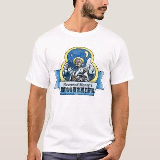 T-shirt d'alcool illégal de Monty de révérend