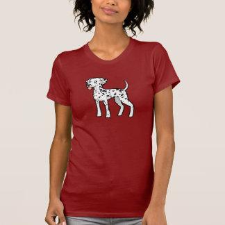 T-shirt Dalmate de bande dessinée