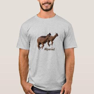 T-shirt d'alpaga