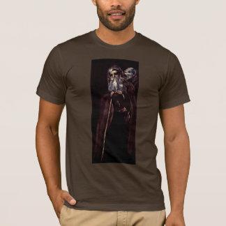 T-shirt Dame âgée deux, par Francisco De Goya