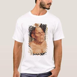 T-shirt Dame âgée grotesque, probablement princesse