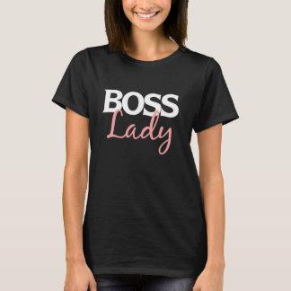 T-shirt Dame de patron
