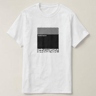 T-shirt d'amélioration de la vie