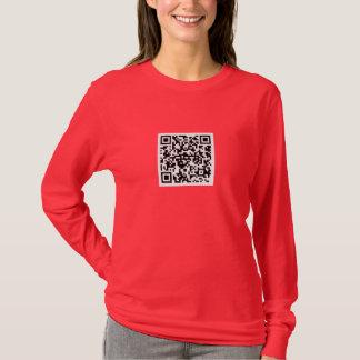 T-shirt Damen-Langarmshirt