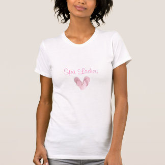 T-shirt Dames de spa
