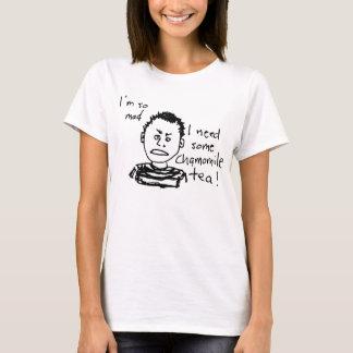 T-shirt Dames folles pour le thé