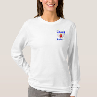 T-shirt Dames long Sleave de Douglas de clan