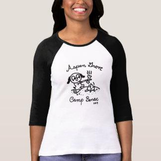 T-shirt Dames raglanes