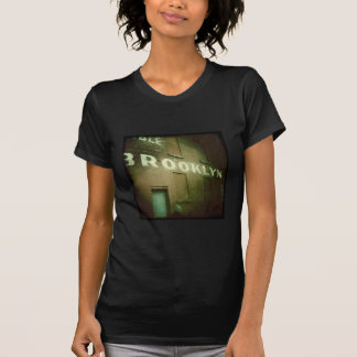 T-shirt Dames T de Brooklyn de brique