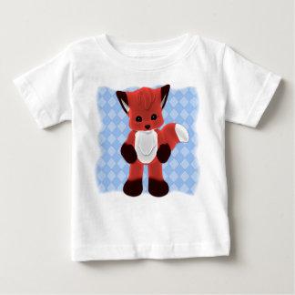 T-shirt d'ami de Fox Toon de bébé