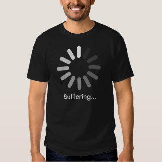 T-shirt d'amortissement (texte fait sur commande)