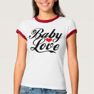 T-shirt d'amour de bébé