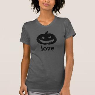 T-shirt d'amour de Jack O'Lantern