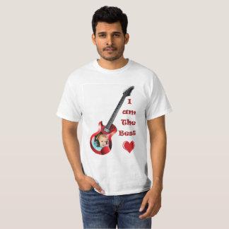 T-shirt d'amour et de musique