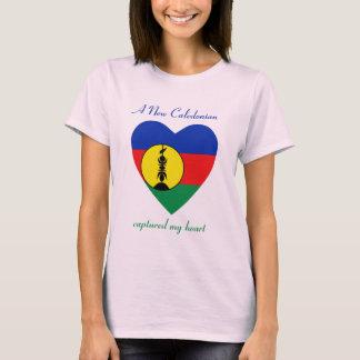 T-shirt d'amoureux de drapeau de la