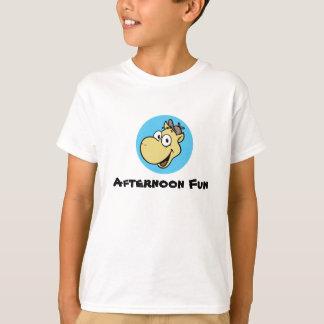 T-shirt d'amusement d'après-midi