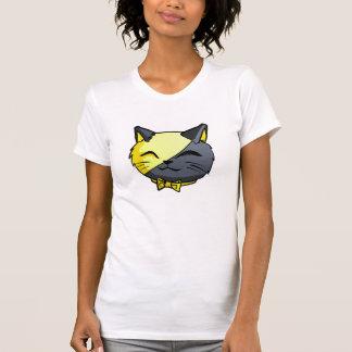 T-shirt d'AnCat Anarchyball - noir et jaune
