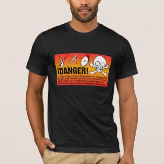 T-shirt DANGER de ¡ !
