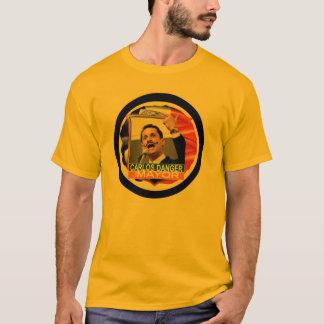T-shirt Danger de Carlos (Anthony Weiner) pour le maire