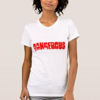 T-shirt dangereux
