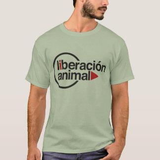 T-shirt d'animal de Liberacion