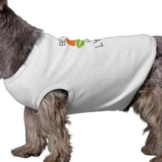 T-shirt d'animal familier de gentillesse