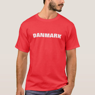 T-SHIRT DANMARK