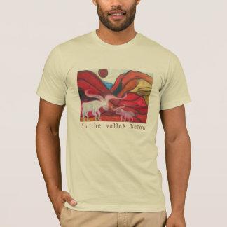 T-shirt Dans la vallée ci-dessous
