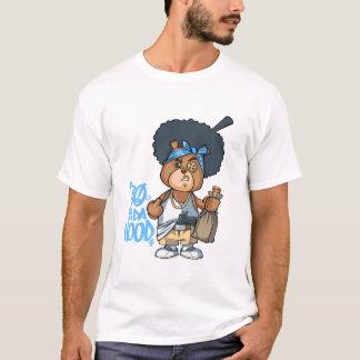 T-shirt Dans le capot du DA