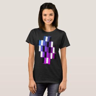 T-shirt Dans le carré