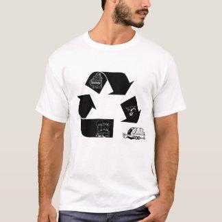 T-shirt Dans l'environnement responsable