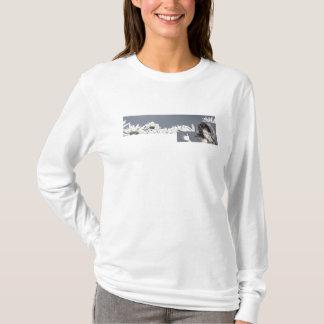 T-shirt Dans les marguerites…