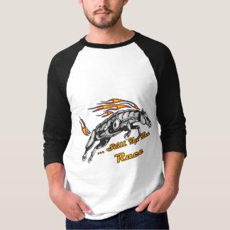 T-shirt Dans toujours la course