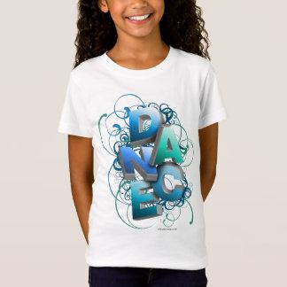 T-Shirt danse 3D (ressort)