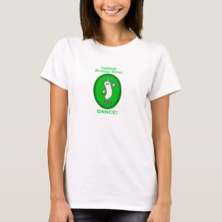 T-shirt Danse, conserves au vinaigre d'anniversaire, danse