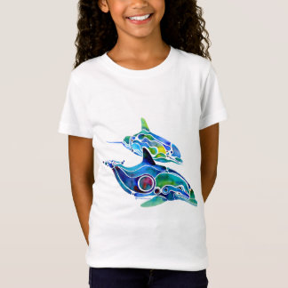 T-Shirt Danse de dauphin