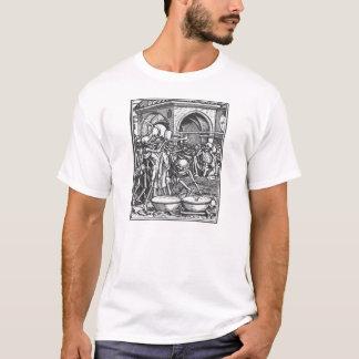 T-shirt Danse de la mort | les os de tous les hommes