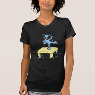 T-shirt danse de table