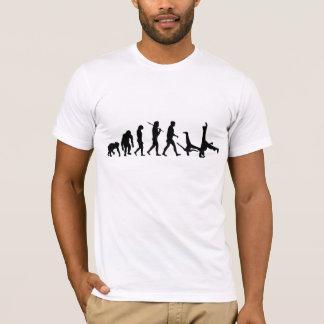 T-shirt Danse d'évolution du Brésil d'arts martiaux de