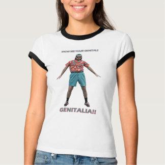 T-shirt Danse d'organes génitaux