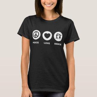 T-shirt Danse d'oscillation