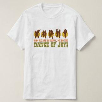T-shirt Danse graphique drôle de la culture pop 80s de