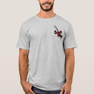 T-shirt Danses avec la chemise de homard