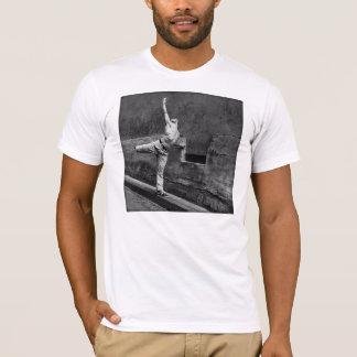 T-shirt Danseur au torse nu.