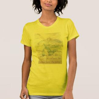 """T-shirt """"Danseur avec des voiles """""""